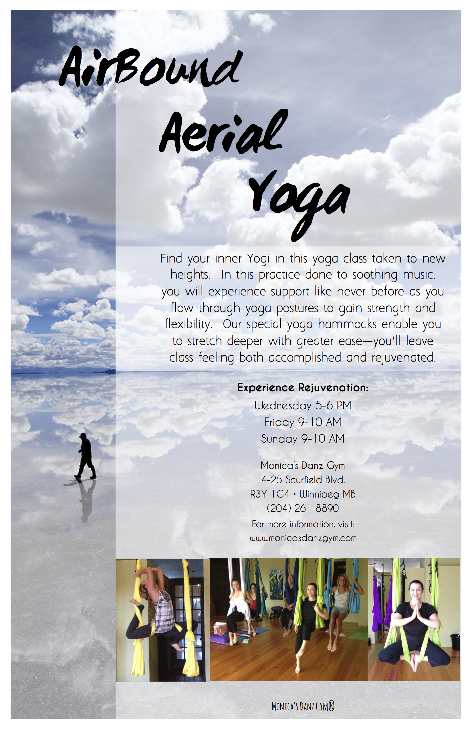 Aerial Yoga Poses Poster Yoga Poses For Beginners
